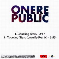 Cover OneRepublic - Counting Stars