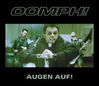 Cover Oomph! - Augen auf!