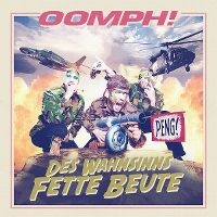 Cover Oomph! - Des Wahnsinns fette Beute