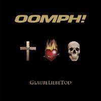 Cover Oomph! - GlaubeLiebeTod