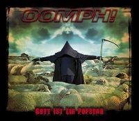 Cover Oomph! - Gott ist ein Popstar