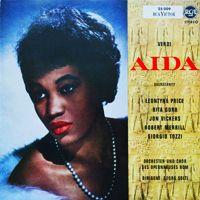 Cover Oper / Giuseppe Verdi - Aida