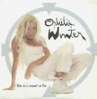 Cover Ophélie Winter - Dieu m'a donné la foi