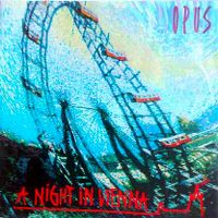 Cover Opus - A Night In Vienna