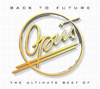 Cover Opus - Back To Future - The Ultimate Best Of