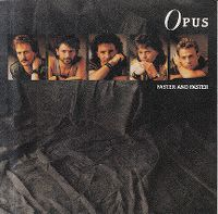 Cover Opus - Faster And Faster