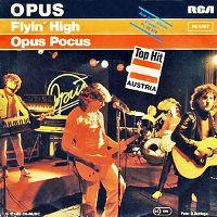 Cover Opus - Flyin' High