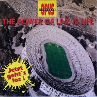 Cover Opus - The Power Of Live Is Life