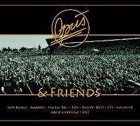 Cover Opus & Friends - Graz Liebenau 1985