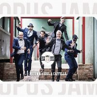 Cover Opus Jam - Motown And Soul A Cappella