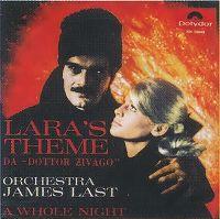 Cover Orchester James Last - Lara's Theme