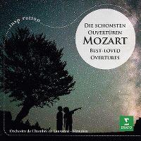 Cover Orchestre de Chambre de Lausanne / Yehudi Menuhin - Mozart: Die schönsten Ouvertüren - Best-Loved Overtures
