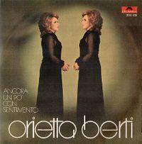 Cover Orietta Berti - Ancora un po' con sentimento