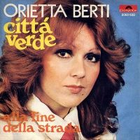 Cover Orietta Berti - Città verde