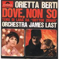 Cover Orietta Berti - Dove, non so