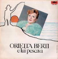Cover Orietta Berti - E lui pescava