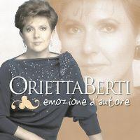 Cover Orietta Berti - Emozione d'autore