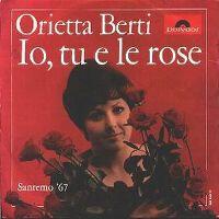 Cover Orietta Berti - Io, tu e le rose