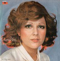 Cover Orietta Berti - La vedova bianca