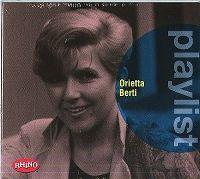 Cover Orietta Berti - Playlist