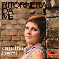 Cover Orietta Berti - Ritornerà da me