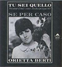 Cover Orietta Berti - Se per caso