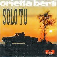 Cover Orietta Berti - Solo tu