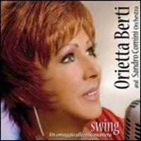 Cover Orietta Berti - Swing