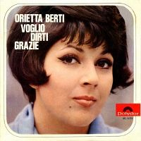 Cover Orietta Berti - Voglio dirti grazie