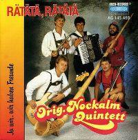 Cover Orig. Nockalm Quintett - Rätätä, rätätä