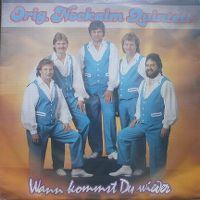 Cover Orig. Nockalm Quintett - Wann kommst du wieder