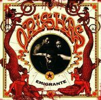 Cover Orishas - Emigrante