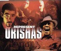 Cover Orishas - Represent