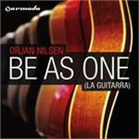 Cover Orjan Nilsen - Be As One (La guitarra)