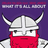 Cover Orjan Nilsen feat. Mike James - What It's All About