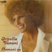 Cover Ornella Vanoni - Domani no