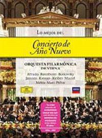 Cover Orquesta Filarmónica de Viena - Lo mejor del concierto de año nuevo
