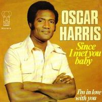 Cover Oscar Harris - Since I Met You Baby