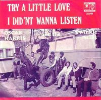 Cover Oscar Harris & The Twinkle Stars - Try A Little Love