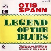 Cover Otis Spann - Feelin' Good