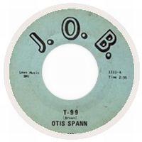 Cover Otis Spann - T-99