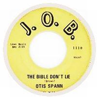 Cover Otis Spann - The Bible Don't Lie