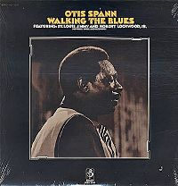 Cover Otis Spann - Walking The Blues