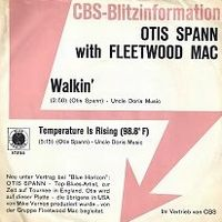 Cover Otis Spann with Fleetwood Mac - Walkin'