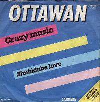 Cover Ottawan - Crazy Music