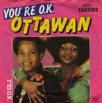 Cover Ottawan - You're O.K.
