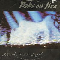 Cover Ottomix & P.K. Siegel - Baby On Fire