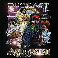 Cover OutKast - Aquemini