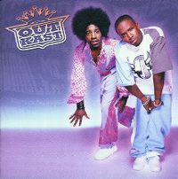 Cover Outkast - Big Boi & Dre Present...Outkast