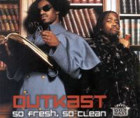 Cover Outkast - So Fresh, So Clean